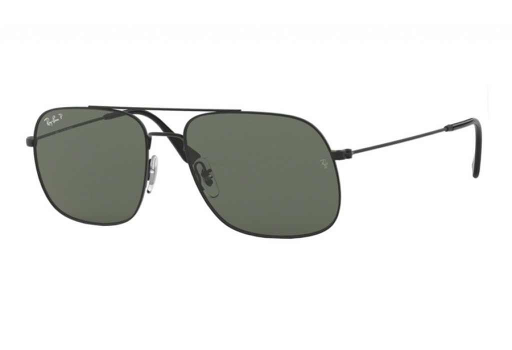 5fdf79dc7d Γυαλιά ηλίου Ray Ban RB 3595 Andrea Polarized - RB3595 9013 83