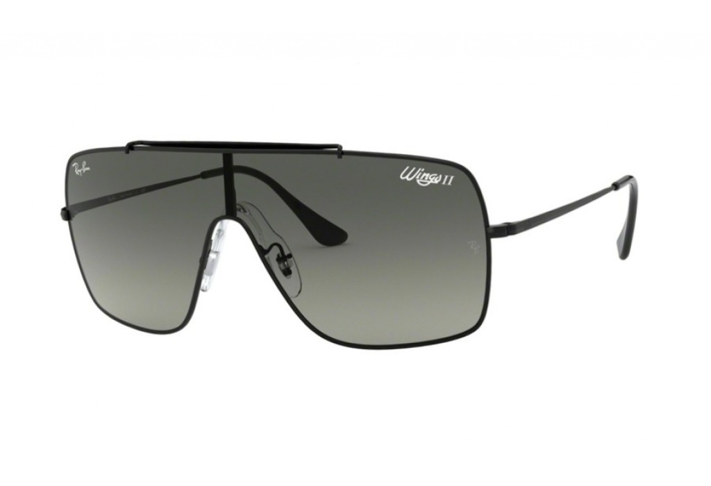 aebcf6ccd3 Sunglasses Ray Ban RB 3697 Wings II - RB3697 9168 Y3 140