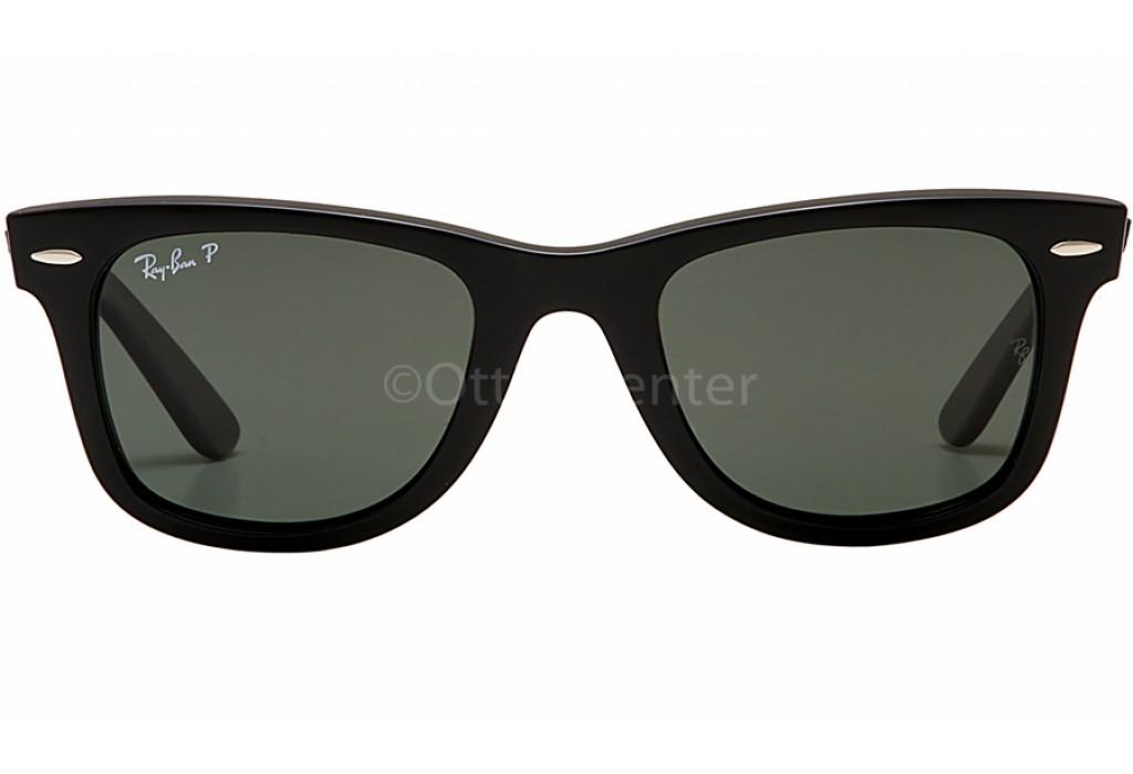 e80b73d87c Γυαλιά ηλίου Ray Ban Wayfarer RB 2140 Polarized - RB2140 901 58
