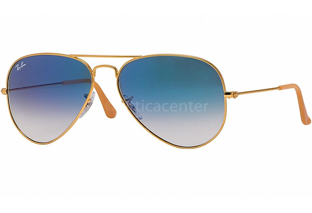 04ae8869cc Γυαλιά ηλίου Ray Ban Aviator RB 3025 - RB3025 001 3F