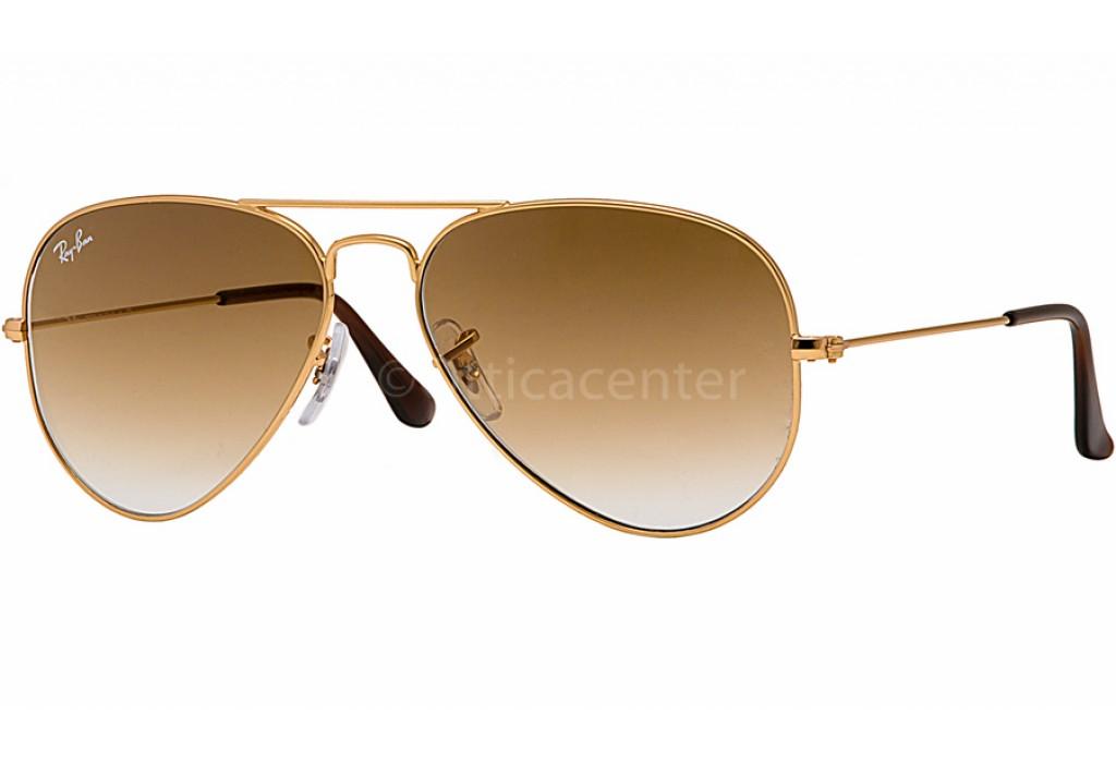 2d9f97ace6 Γυαλιά ηλίου Ray Ban Aviator RB 3025 - RB3025 001 51