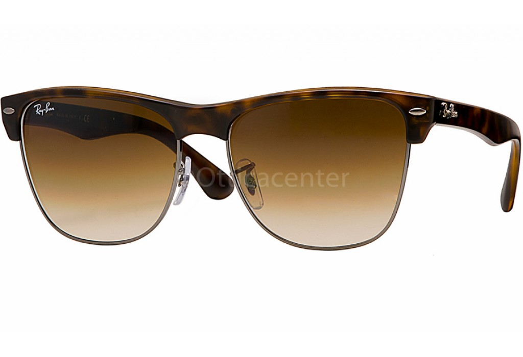 a3d7ff4595 Γυαλιά ηλίου Ray Ban RB 4175 Clubmaster Oversized - RB4175 878 51 ...