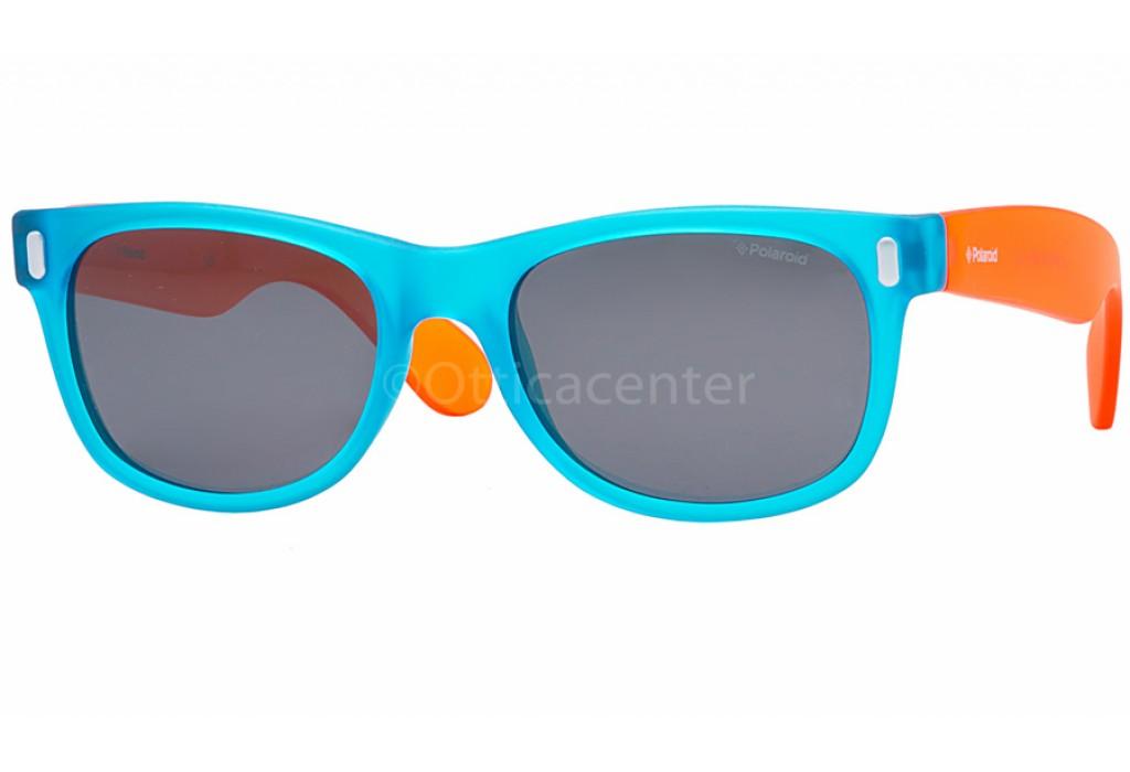 Polaroid P0115 Kids Polarized 89T//Y2 46 New Kids Sunglasses