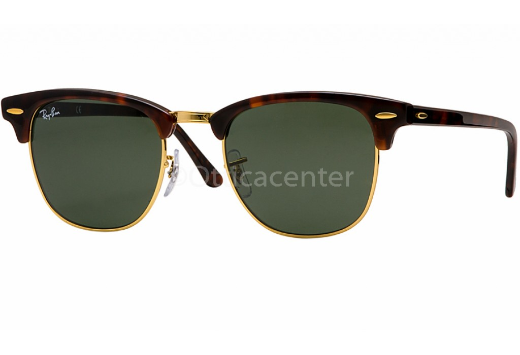 a4e1290ed5 Γυαλιά ηλίου Ray Ban RB 3016 Clubmaster - RB3016 W0366