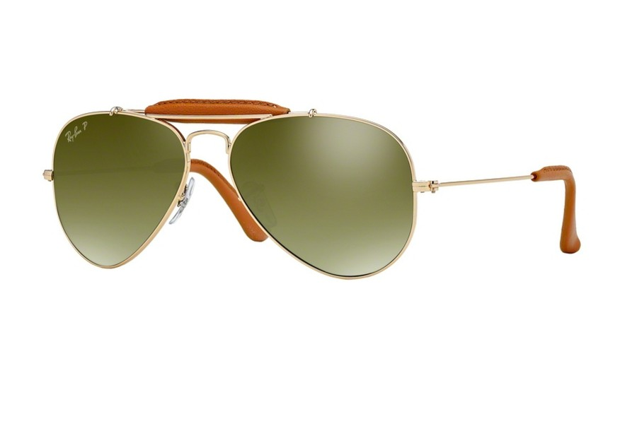 5136ce7f3f Γυαλιά ηλίου Ray Ban Aviator Craft RB 3422 Q Polarized - RB3422Q 001 ...