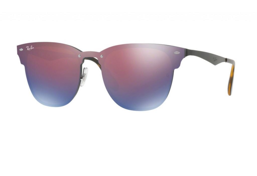 e4f4eb1deb Γυαλιά ηλίου Ray Ban RB 3576 N Blaze Clubmaster - RB3576 N 153 7V