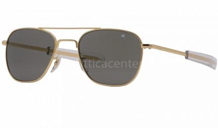 Γυαλιά ηλίου American Optical Original Pilot Gold