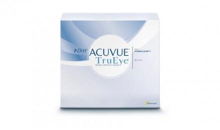 Ημερήσιοι Φακοί Επαφής Johnson & Johnson Acuvue 1 Day True Eye (180 Φακοί)