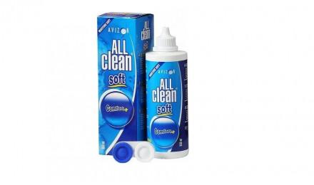 5189ba6793 Υγρό Φακών Επαφής Avizor All Clean Soft Comfort 350ml ...