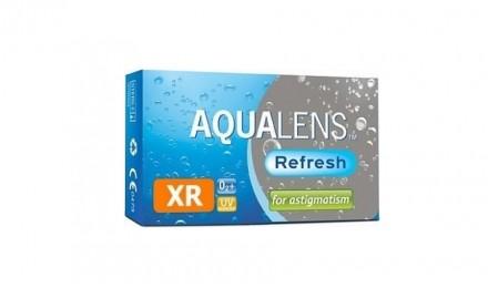 Υψηλού Αστιγματισμού Μηνιαίοι Φακοί Επαφής Meyers Vision Aqualens Refresh for Astigmatism XR (3 Φακοί)