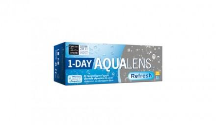 Ημερήσιοι Φακοί Επαφής Meyers Vision Aqualens Refresh 1 Day (30 Φακοί)