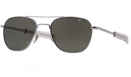 Γυαλιά ηλίου American Optical Original Pilot Silver