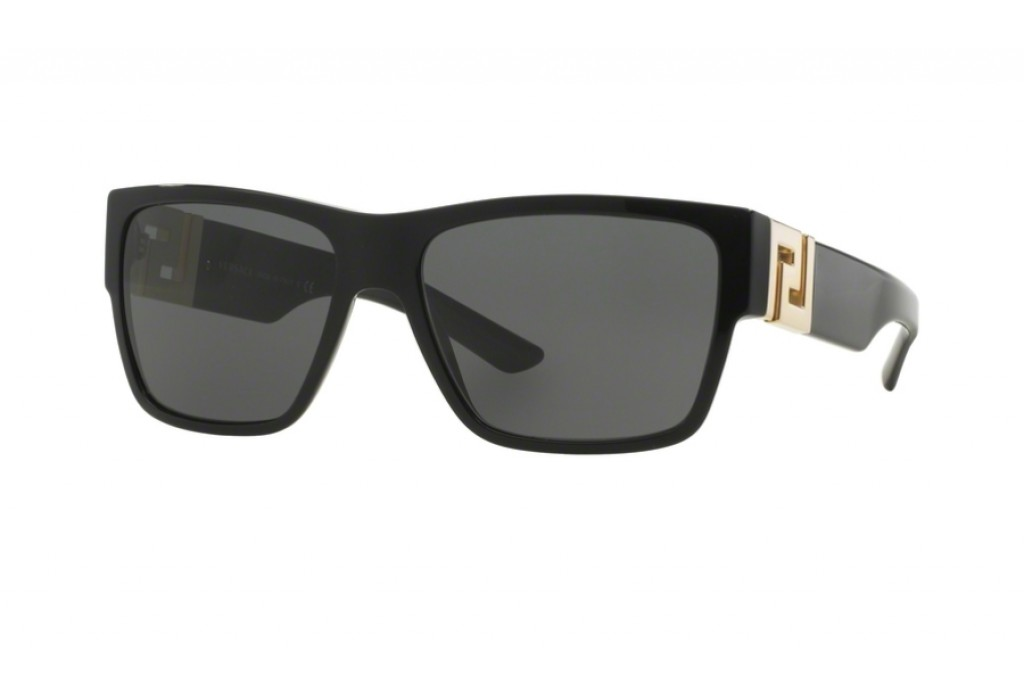 da804c1e8d Γυαλιά ηλίου Versace VE 4296 - VE4296 GB1 87 5916 145